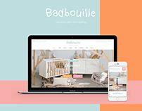 WEBDESIGN - Badbouille