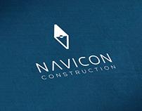 Marca para Navicon Construction