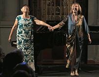 Ana Cervantes & Renée Bouthot Live at Cervantino