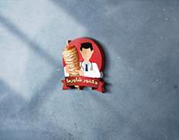 Branding For Dr . Shawarma resturant