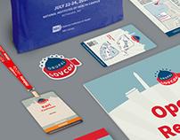 Drupal GovCon 2015 Branding
