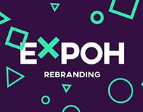 EXPOH 2016 | Rebranding