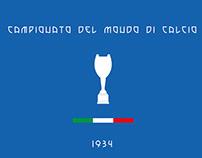 Italian Football - Typographic font