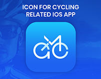 Icon for cycling related IOS App
