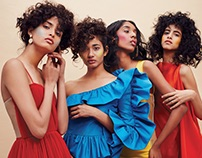 Big Hair, Don't Care / Grazia India