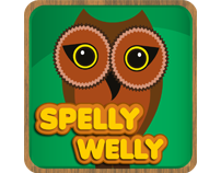 Spelly Welly - educational app