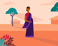 Maternal Care Animation