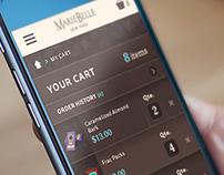 Mariebelle Chocolates - Mobile Shop