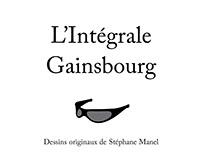 L'intégrale Gainsbourg