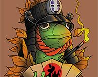 Rana Samurai