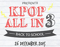 Kpop All In posters