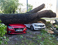 Why You Can't Get Car Insurance Before a Hurricane