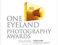 SILVER AWARDS 2014 - ADVERTISING BEAUTY PHOTOGRAPHER