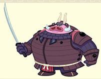 Samurai Hog