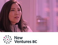 New Ventures BC Website and New Look
