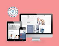NATIONAL CLINICS Web Design