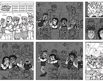 Freelancing: textbook illustrations