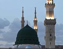 Prophet's Mosque SAWW, Madina, KSA