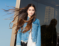 Jasmine Thompson - l'Officiel