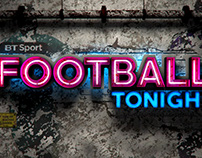 Football Tonight 2015 Title Sequence