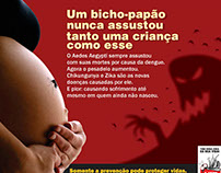 Combate ao Aedes Aegypti - Flyer