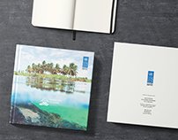 Make My Island - Booklet, Web design and Event setup.