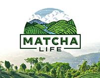 Branding for Matcha company