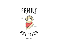 My family is my religion