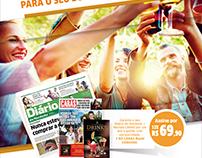 Diário do Nordeste | Anúncio Jornal + Caras