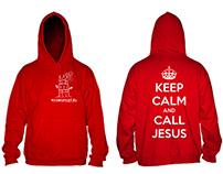 Sweatshirts for Jericho Team