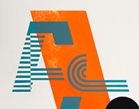Degree Show Poster // Southampton Solent University