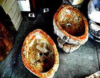 Petrified Wood Sinks