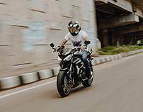 Triumph Street Triple RS / By Sourav Mishra.