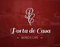 Porta de Casa - Bistrô e Café
