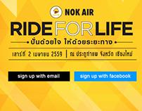 Nok Air Run For Life