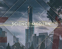 Science Modern Photo Opener