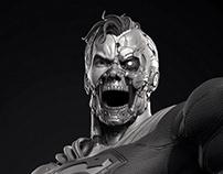 Cyborg Superman - Prime 1 Studio