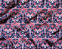 Devil Tribal Seamless Pattern Ready to Download !