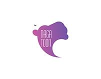 NAGA TOON Branding