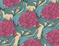 texture azalea
