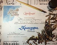 Дипломы, сертификаты, рекомендации