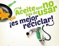 Reciclaceite // Muni-EEGSA