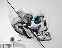 Aerosol Paint Texture