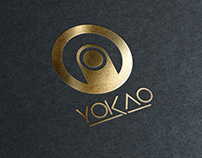 YOKAO is a Game company Logo