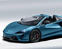2021 McLaren Artura Spider