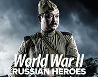 World War II RUSSIAN HEROES