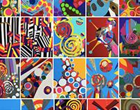 Vinyl Art 2015-2016