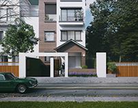 Villa facade remake