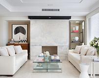 Apartament K C by Gabriela Casagrande Arquitetura
