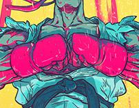 Street Fighter!!! ストリートファイター